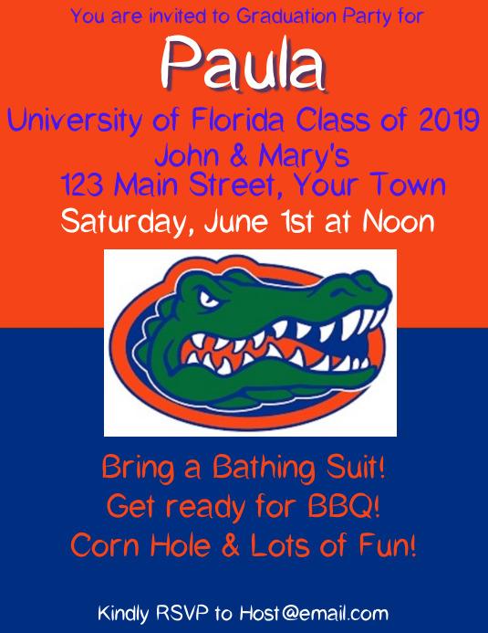 Graduation University of Florida