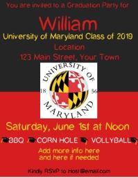 Graduation University of Maryland