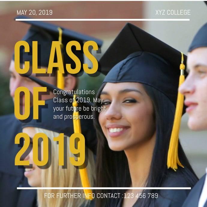 Graduation Video, Graduates Video, Class Graduation Video