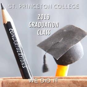 Graduation Video Template