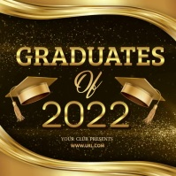 Graduation video templates