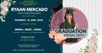 Graduation virtual party