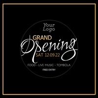 26 870 Customizable Design Templates For Grand Opening Invitation