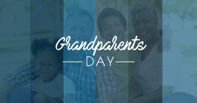 Grandparent's Day template