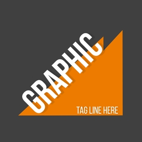 GRAPHIC COMPANY LOGO DESIGN template