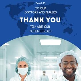 GRATITUDE TO DOCTORS