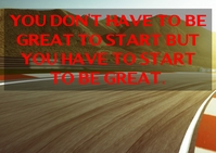 GREAT AND START QUOTE TEMPLATE A6