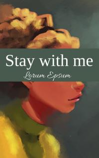 Great custom art design for YA book covers
