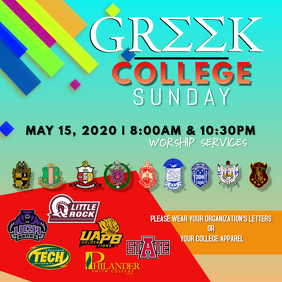 GREEK COLLEGE DAY