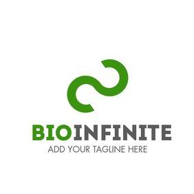 green and grey logo template design โลโก้