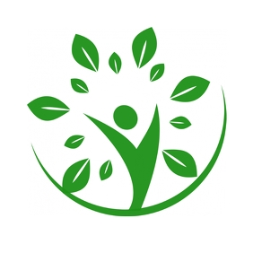 green app icon or logo