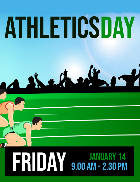 Green Athletics Day