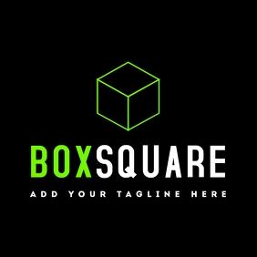 Green box logo icon