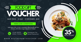 Green Eatery Food Gift Voucher