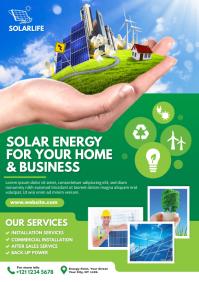 Green Energy Flyer