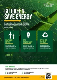 Green Energy Video Template