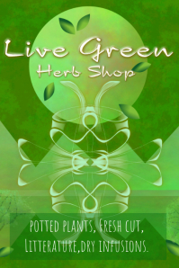 Green Herbal Life - greens & herbs