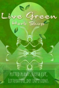 Green Life - herb shop