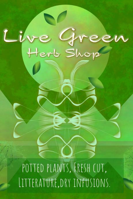 Green Herbal Life - greens & herbs