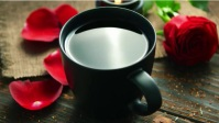 green tea cup Miniatura di YouTube template