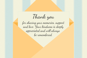 customizable design templates for thank you postermywall
