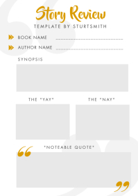 Grey and Gold English Class Worksheet