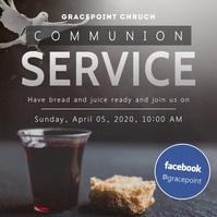 Grey bird online communion service instagram