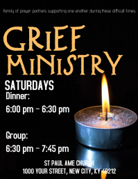 Grief Ministry death funeral memorial bereavement