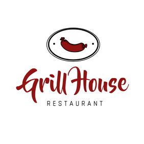 Grill Restaurant Logo