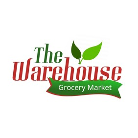 Grocery market logo Logótipo template