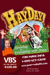 Group HayDay Church Camp