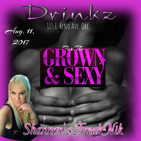 Grown & Sexy Freak Nik
