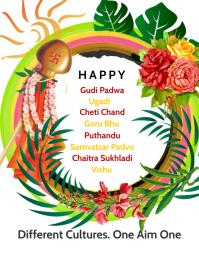 Gudi Padwa Template