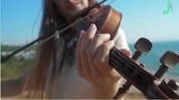 guitar music piano Miniatura na YouTube template