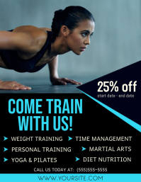 GYM ADVERTISEMENT