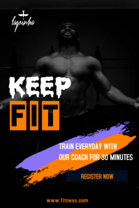 gym and fitness keep fit