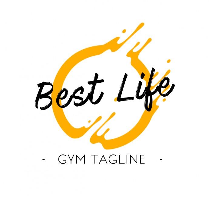 Gym / Any Company logo