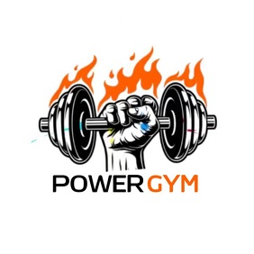 GYM FITNESS CENTER VIDEO LOGO SOCIAL MEDIA