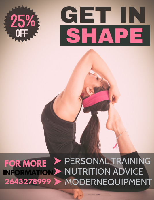 Gym flyers,fitness flyers,event flyers