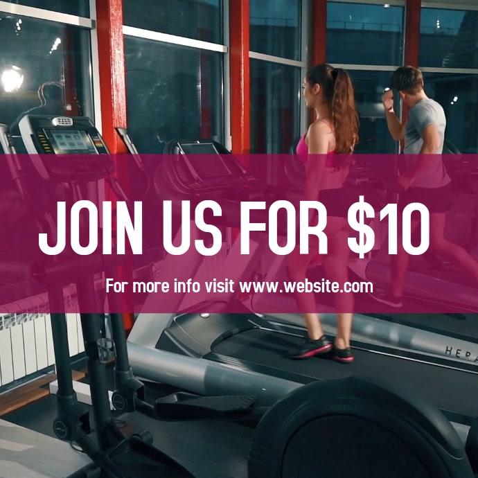 Gym Offer
