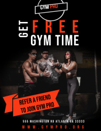 Gym Referral Program