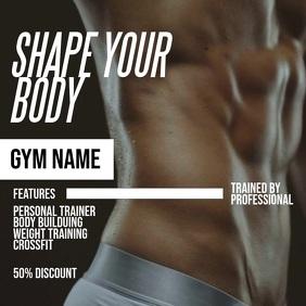 gym template
