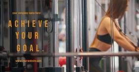Gym/training/fitness promotion