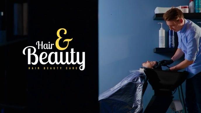 Hair & Beauty Video Template