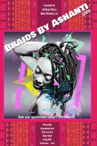 Hair/African braiding/ethnic hair