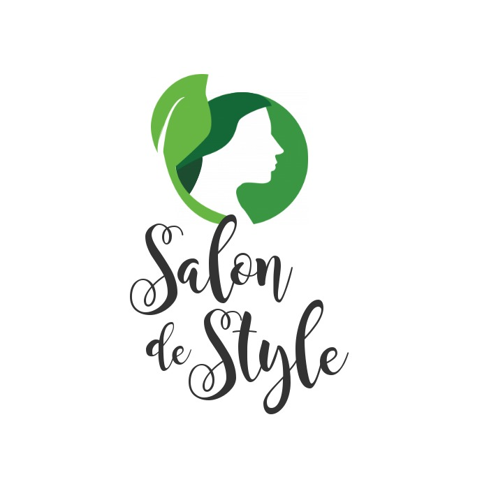 Logo Salon Rambut Dan Kuku Templat Postermywall