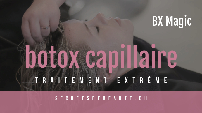 Hair Botox Salon Youtube Thumbnail