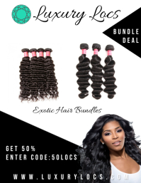 Hair Bundle Promo