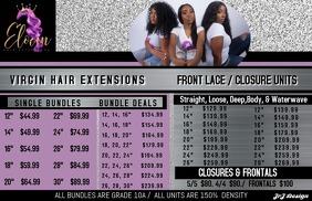 HAIR EXTENSIONS/ WIG INSTAGRAM POST