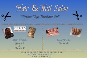 Hair & Nail Salon